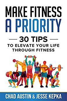 A great read for people at all fitness levels!